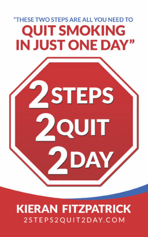 Quit Smoking Book Cover Design